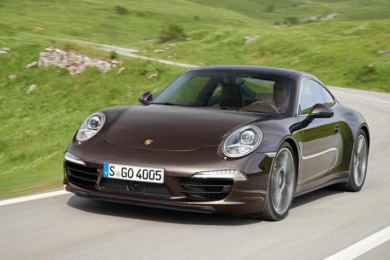 Porsche 911 Carrera 4 debuta en el Salón de París