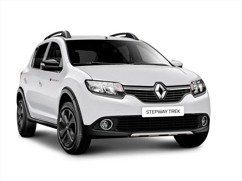 Renault Stepway Trek 2018 llega a México en $235,800 pesos