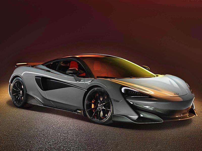 McLaren 600LT con 600 hp es el cuarto modelo de Sport Series