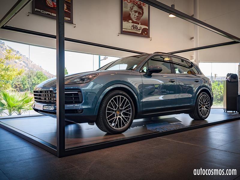 Porsche Cayenne 2018 en Chile, para llegar más lejos