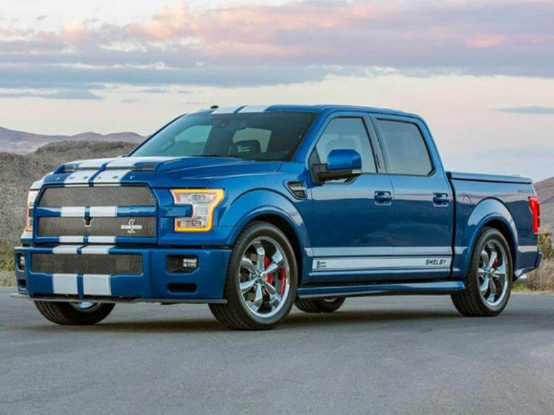 Super Snake Shelby F150 >> Shelby F-150 Super Snake 2017, un pick up supremo - Autocosmos.com