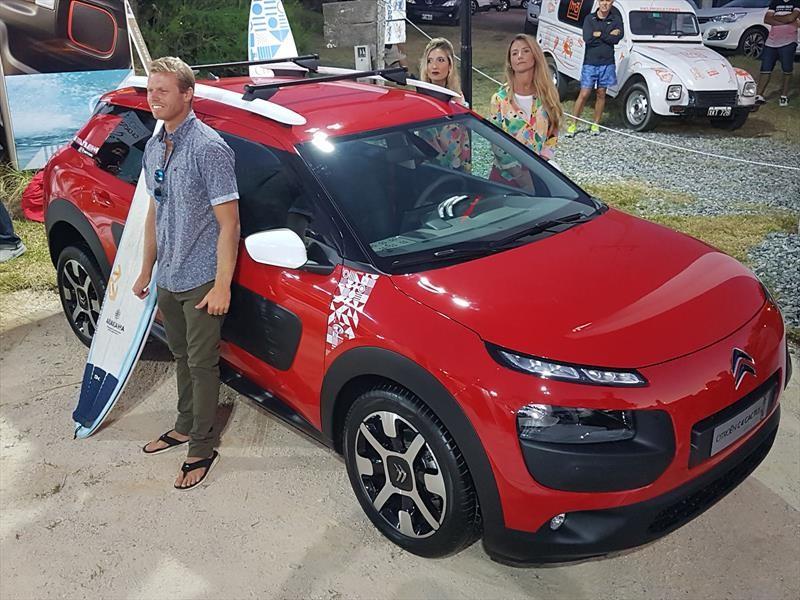 Citroën C4 Cactus Rip Curl se lanza en Argentina