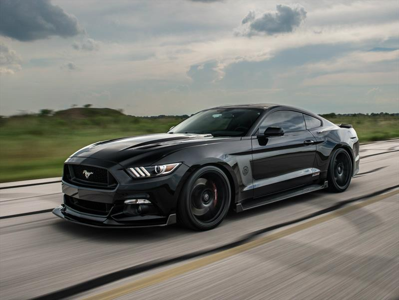 Hennessey 25th Anniversary Edition Hpe800 Ford Mustang For: Hennessey 25th Anniversary Edition HPE800, Un Mustang Con