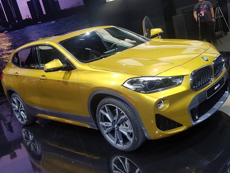 BMW X2, el mejor diseño del Salón de Detroit