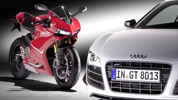 Audi adquiere Ducati por 1.12 mil millones de dólares