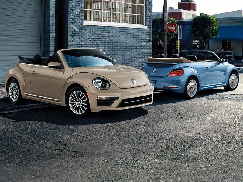 Beetle, el ícono de Volkswagen y de la industria del automóvil, dice adiós
