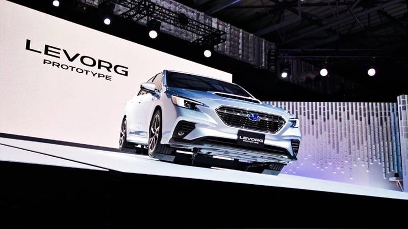 Subaru Levorg Prototype, anticipando la segunda generación