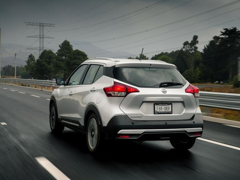 Nissan Kicks 2017, prueba de mediano plazo