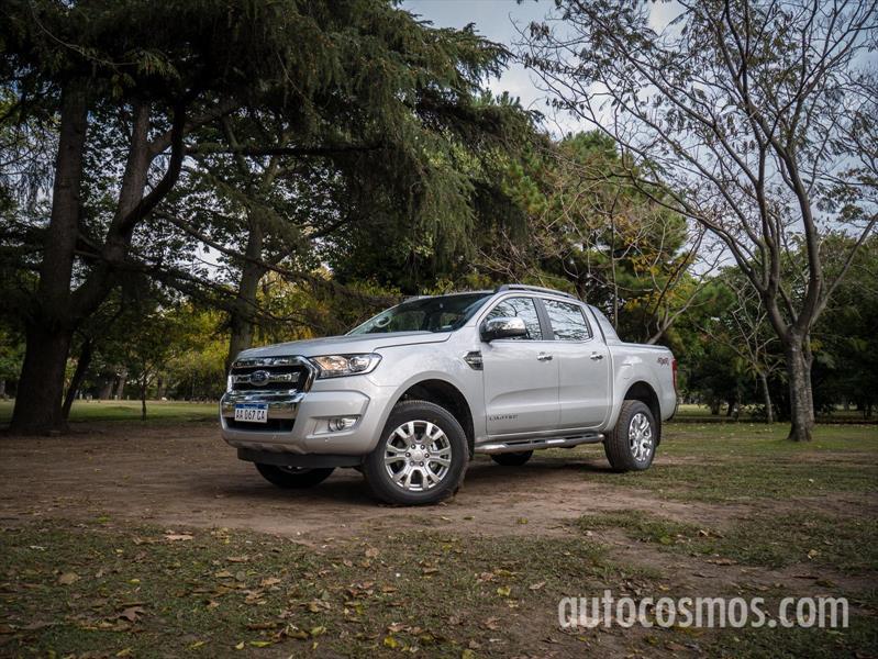 Prueba nueva Ford Ranger 3.2L: Tecno-chata
