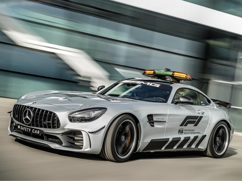 2018 F1: Mercedes-AMG GT R es safety-car