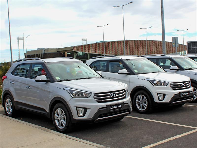 Hyundai Creta Estreno Oficial En Chile Autocosmos Com