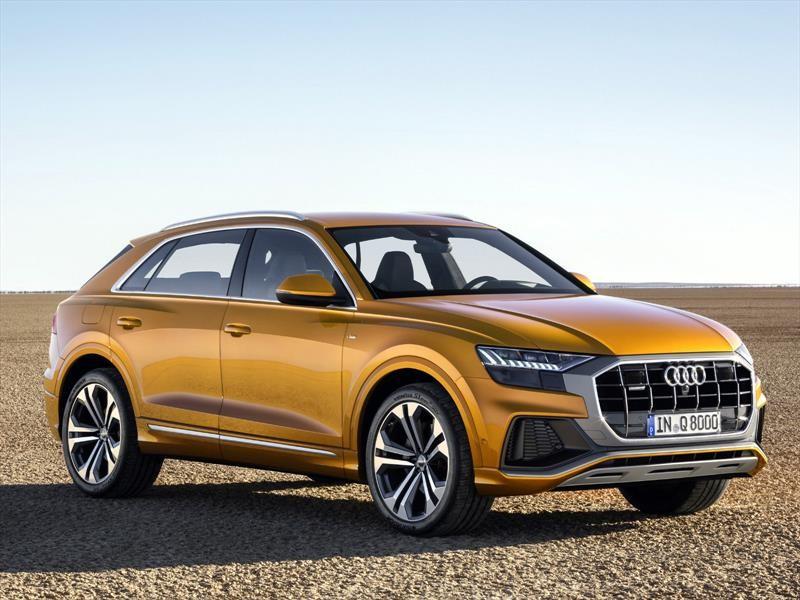 Audi Q8 2019 debuta