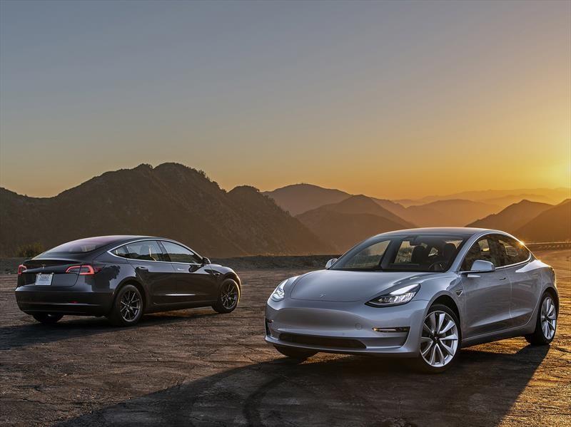 Tesla Model 3 cuesta menos que el BMW Serie 3, Mercedes-Benz Clase C  y Audi A4