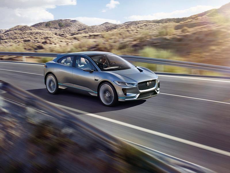 Jaguar I-Pace Concept, felino eléctrico