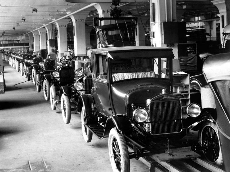 Top 10 Autos Que Cambiaron La Historia