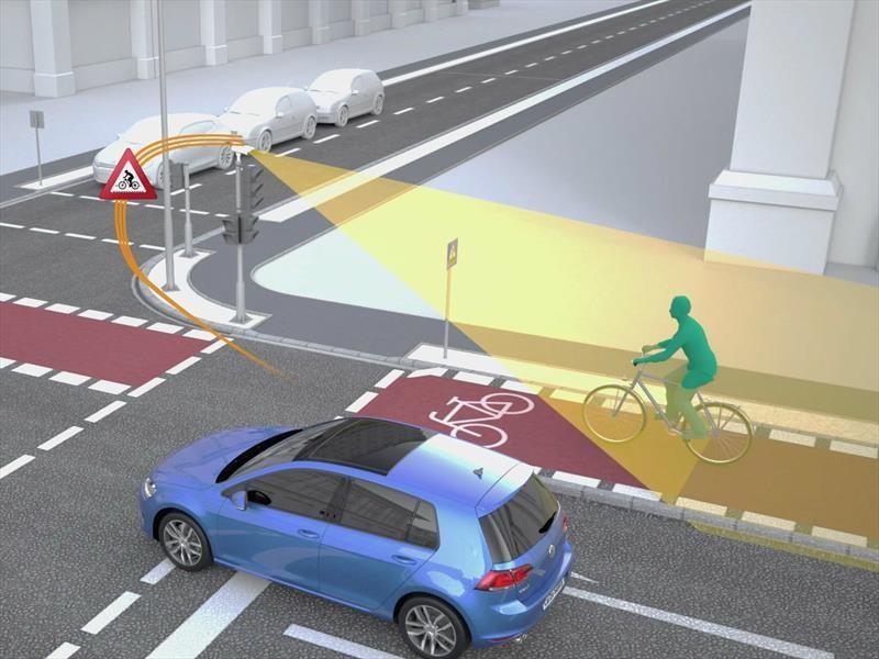 Volkswagen y Siemens lanzan sistema para prevenir accidentes peatonales