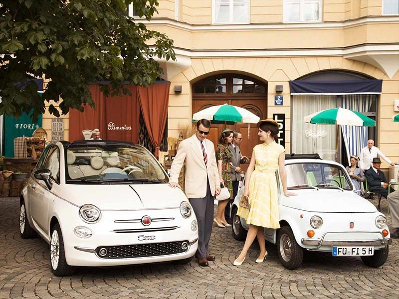 FIAT 500 celebra su 60 aniversario
