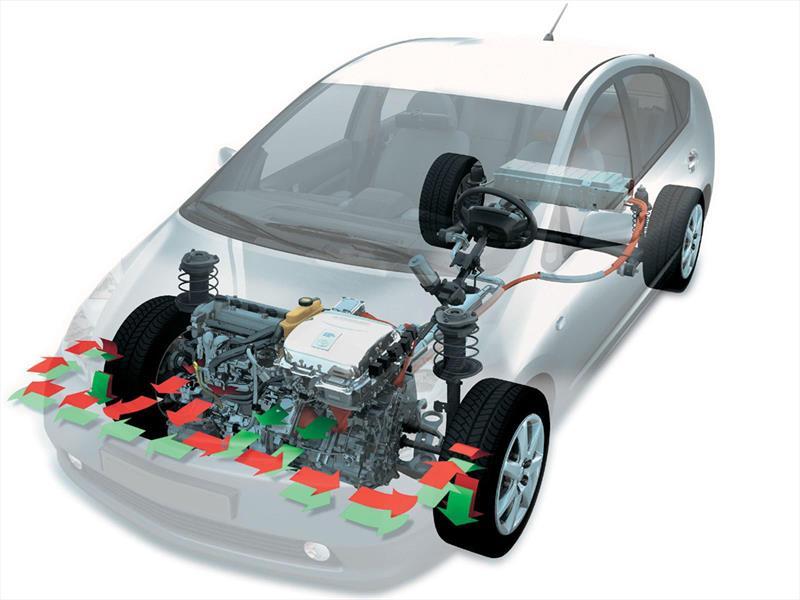 ¿Qué son y cómo funcionan los autos híbridos y plug-in?