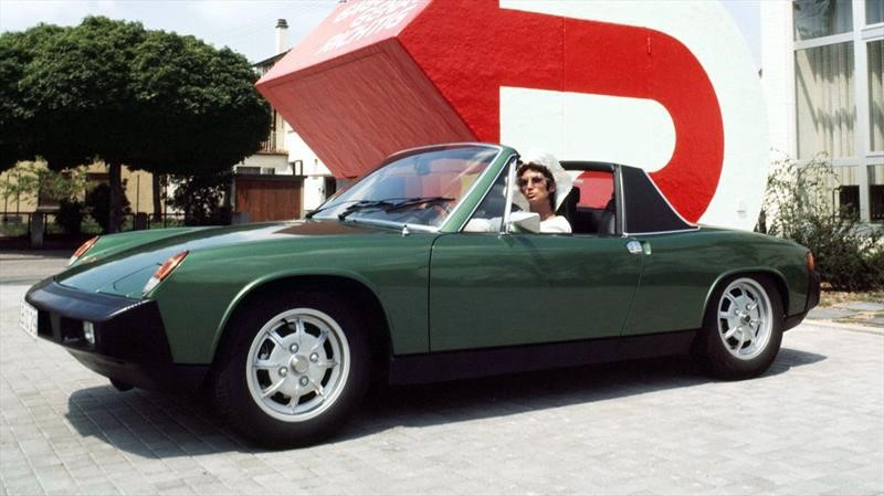 50 años del Porche 914, el primer auto con motor central