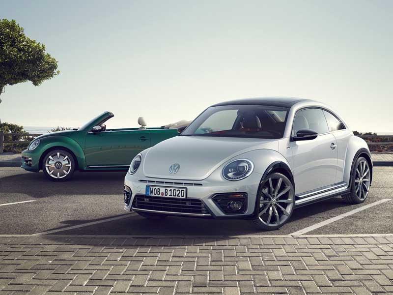 Volkswagen The Beetle se renueva en Argentina