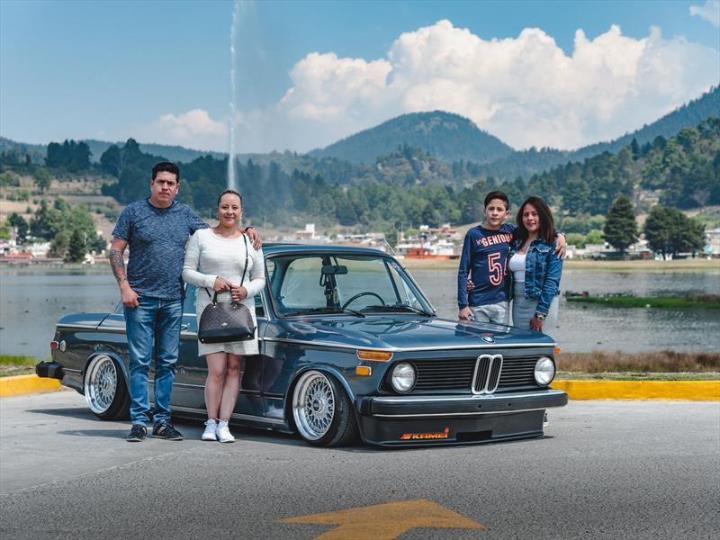 BMW 2002 1974, el inicio del placer de conducir
