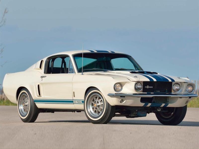 Ford Mustang Shelby GT500 Super Snake: la danza de la cobra
