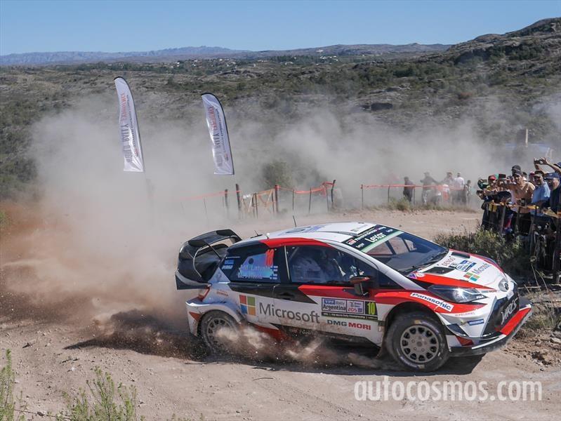WRC 2017: Así vivimos el Rally de Argentina junto a Toyota