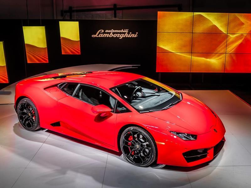 Lamborghini Huracán LP 580-2 se presenta