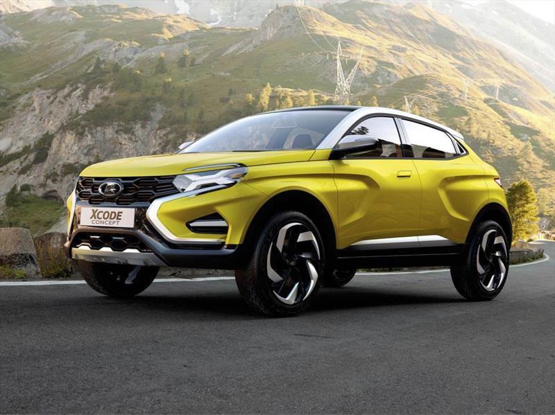 Lada XCode Concept: el nuevo crossover ruso