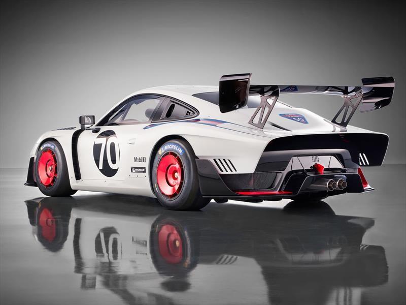 Porsche 935, el renacimiento de la leyenda Moby Dick