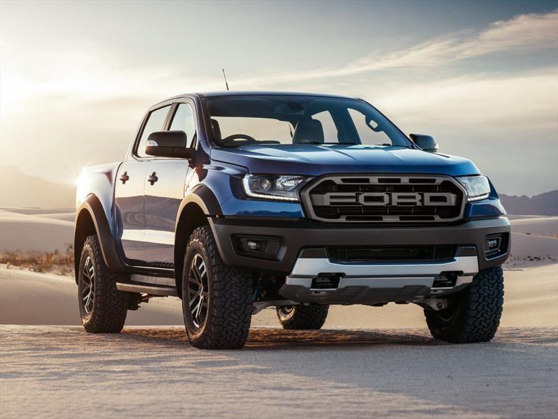 Ford Ranger Raptor 2019, ferocidad que intimida a ...