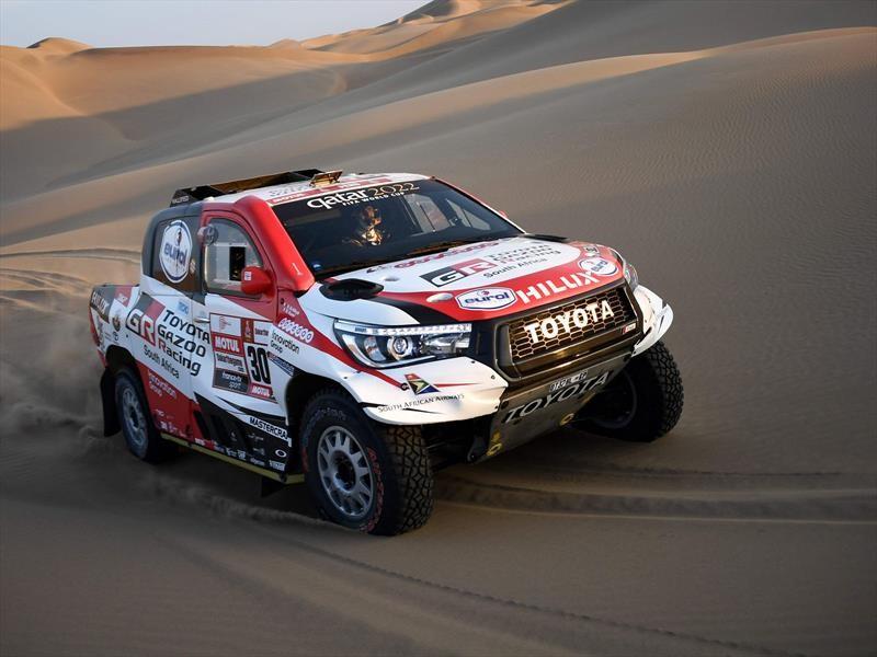 Dakar 2019, Etapa 9: En la recta final