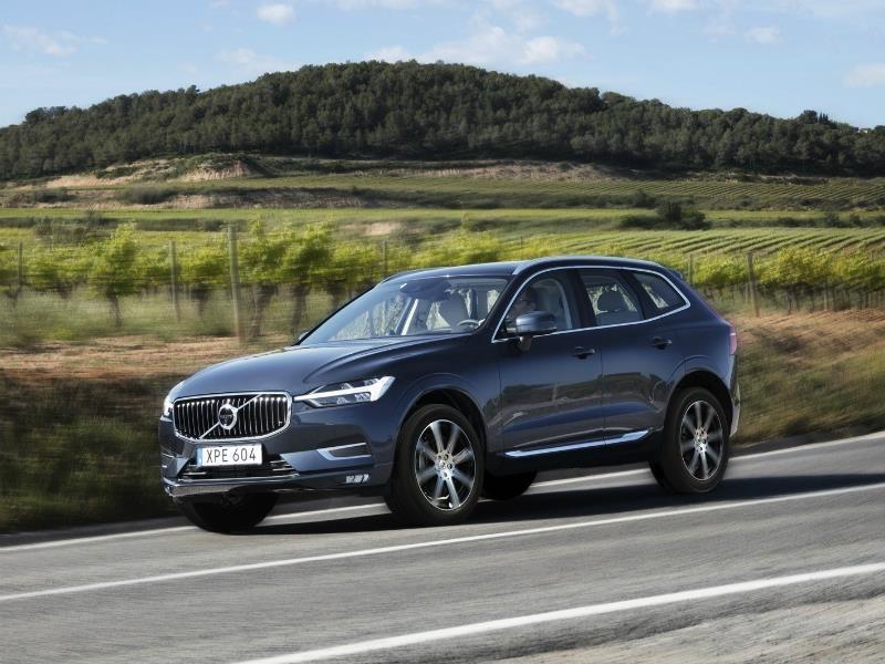 Volvo XC60 2018 destaca en pruebas de impacto de Euro NCAP