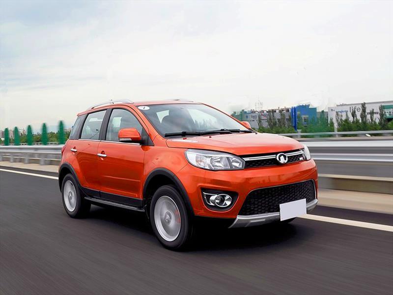 Great Wall M4: SUV compacto arriba a Chile - Autocosmos.com