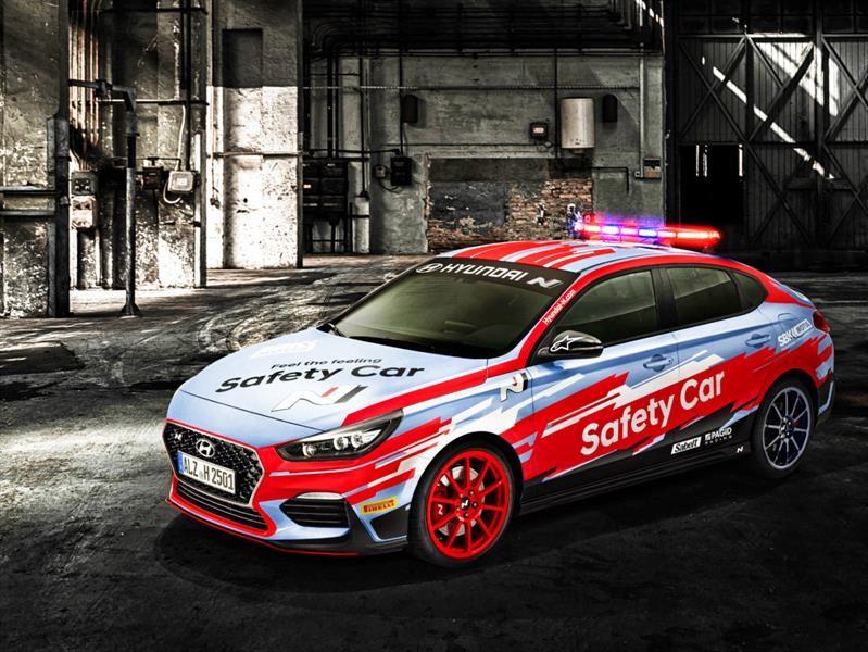 Hyundai ahora tiene su propio Safety Car