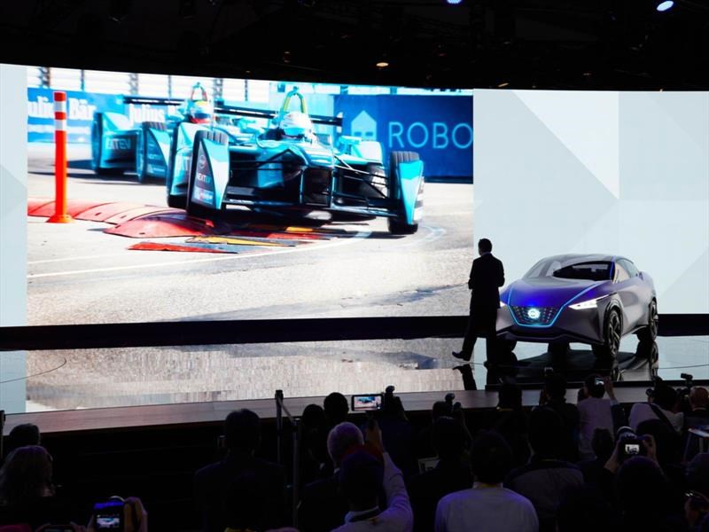 Nissan participará en la Fórmula E 2018