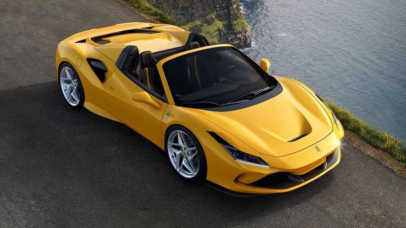 Ferrari F8 Spider 2020, un convertible más a la historia de la Casa de Maranello