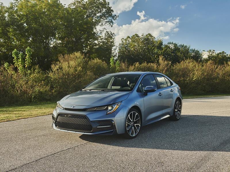 Así es la nueva generación del Toyota Corolla