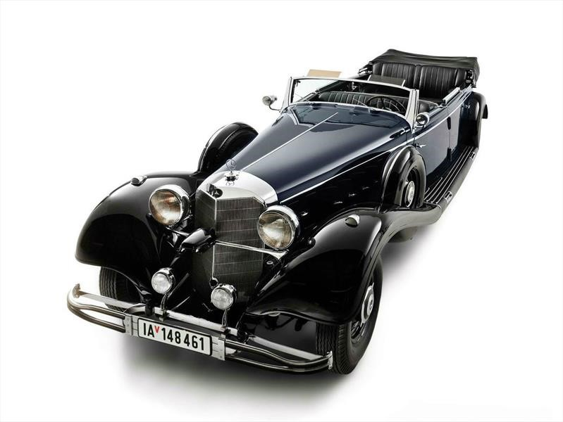 ¿Compraría uno de los Mercedes-Benz de Hitler?