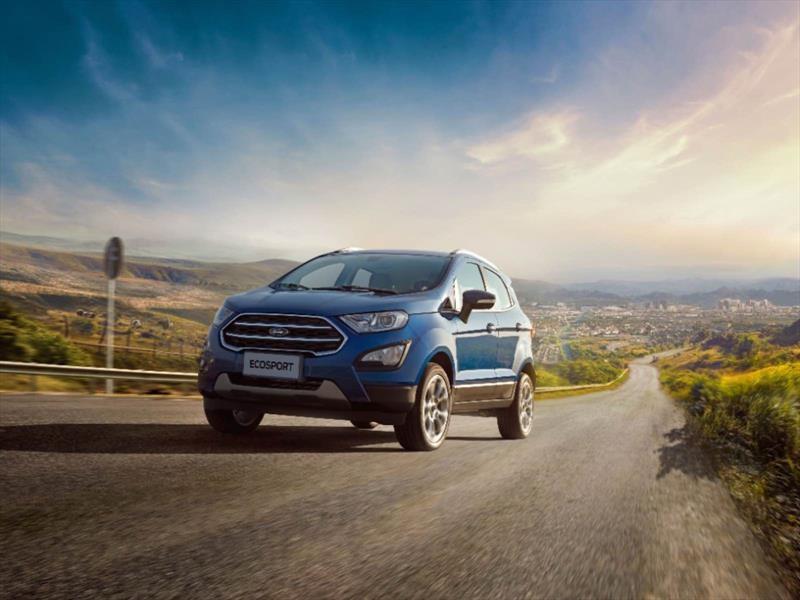 El icónico Ford Ecosport se renueva por completo