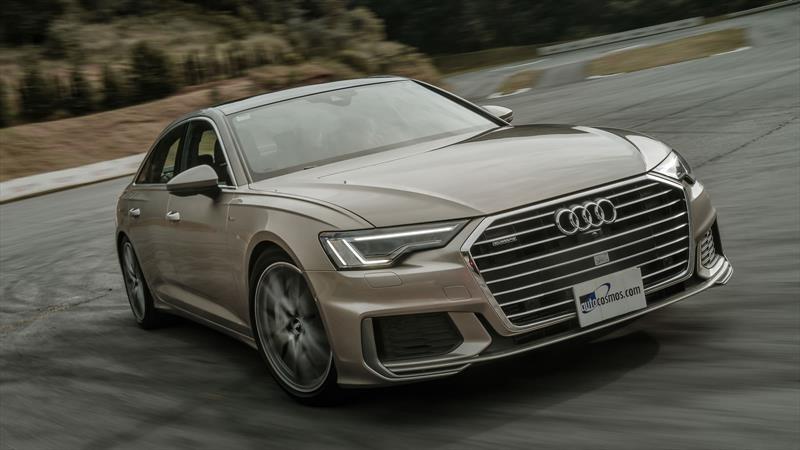 Audi A6 2019 a prueba, es excepcional y su único pecado es ser un sedán