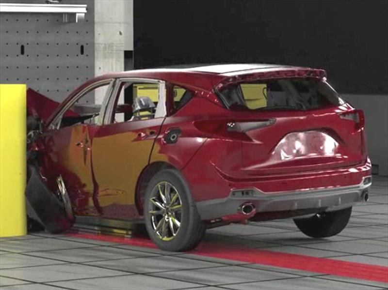Acura RDX 2019 consigue el Top Safety Pick + del IIHS