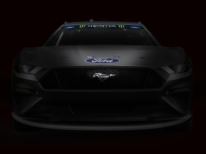 Ford Mustang correrá la NASCAR