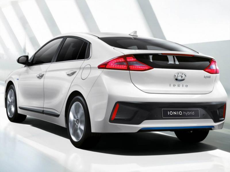 """Hyundai Ioniq 2017, el carro coreano """"verde"""""""