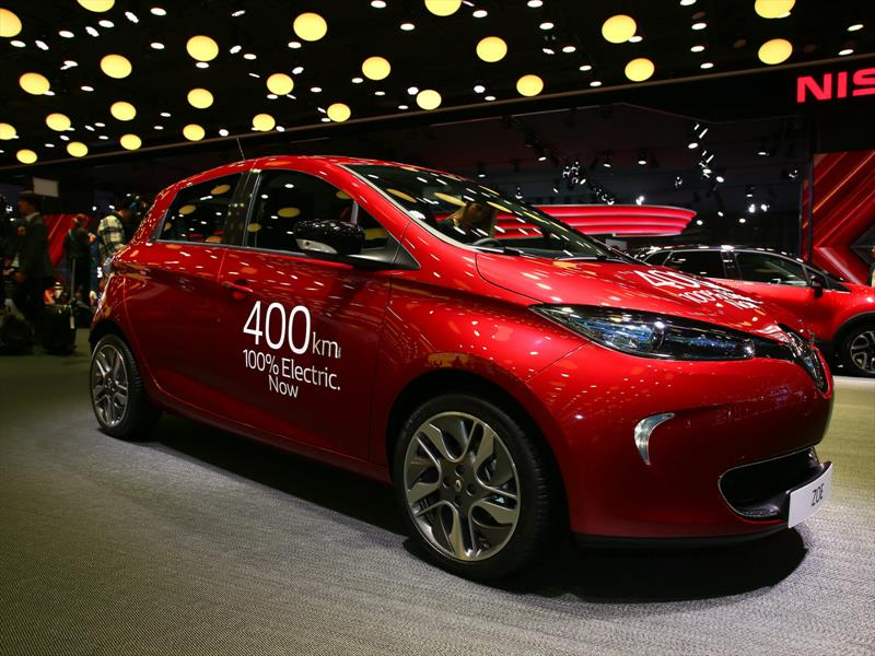 Renault Zoe 2017 sorprende a todos por su gran autonomía