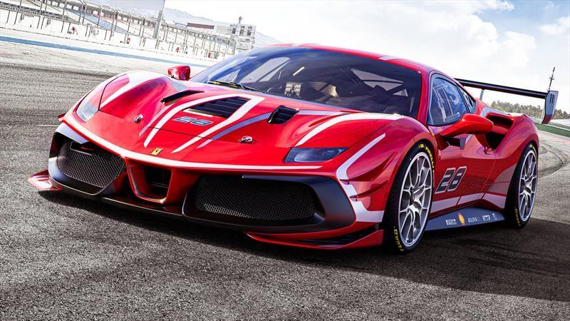 Ferrari 488 Challenge Evo 2020, listo para las carreras