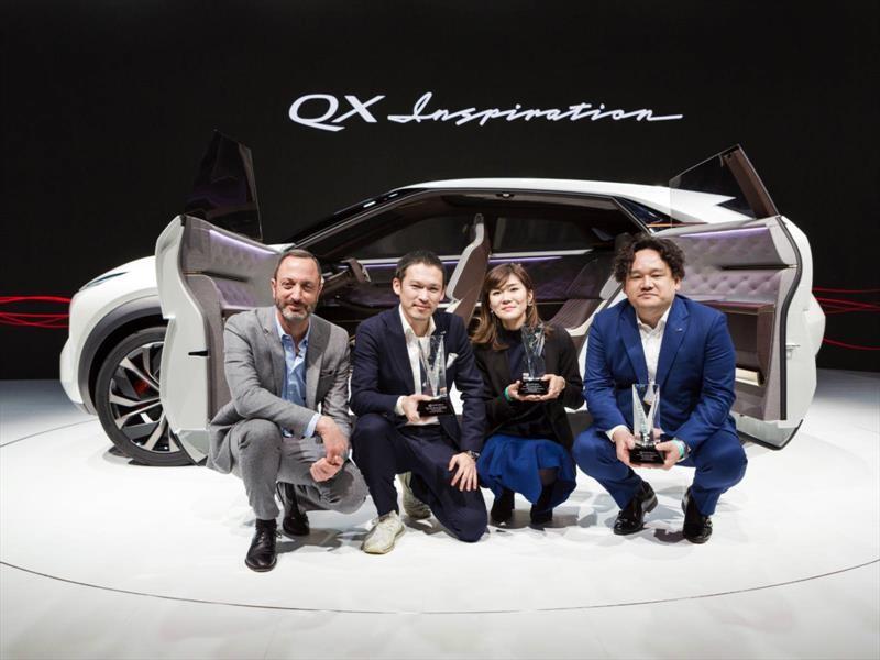 Los diseñadores fueron premiados en Detroit