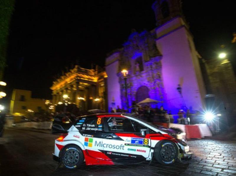 Arranca el Rally México WRC 2018
