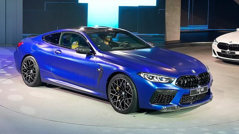 BMW M8 2020 es un majestuoso y superpoderoso Gran Turismo