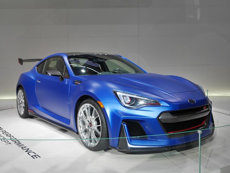 Subaru STI Performance Concept se presenta